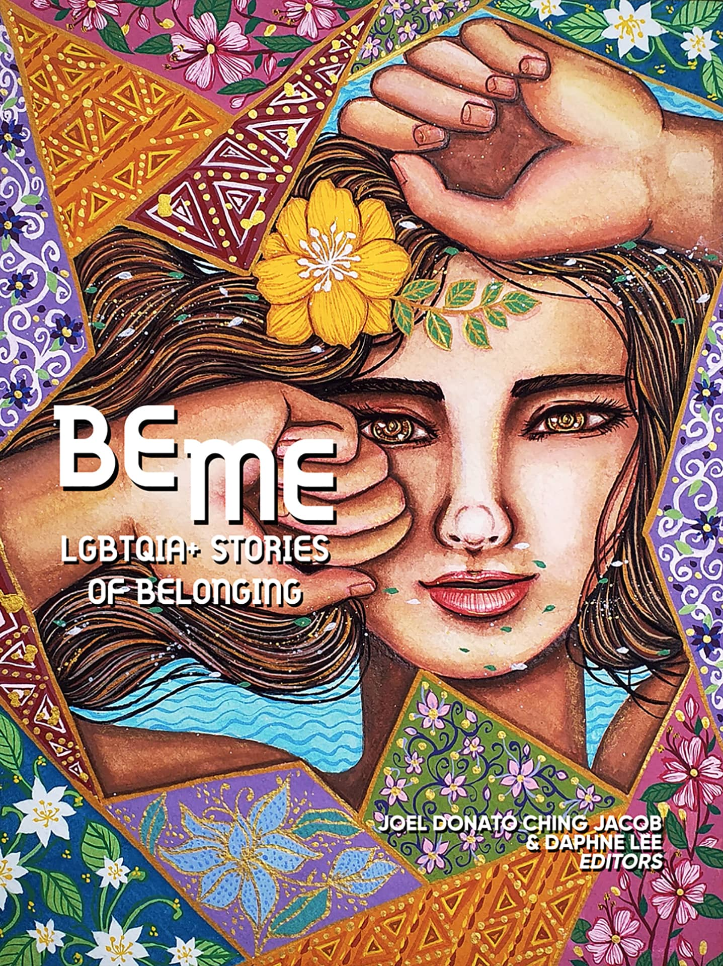 Be me poster